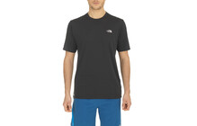 The North Face Men's S/S Reaxion Crew tnf black